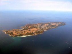 Île de Groix : du grenat dans les roches