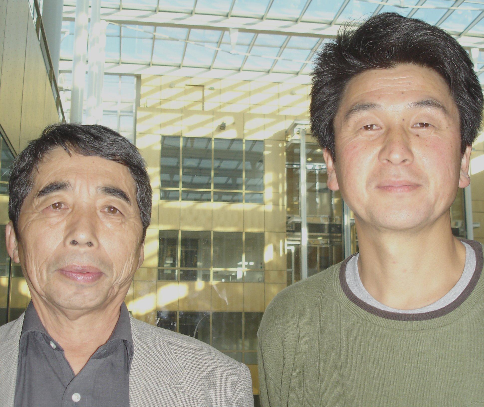 agriculteurs japonais