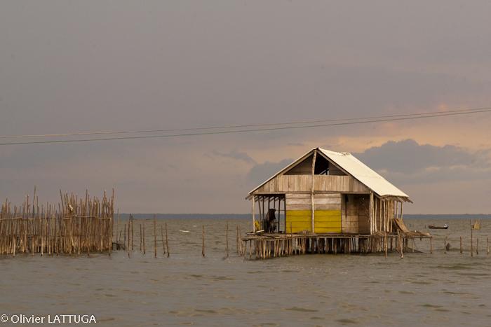 Pêche en eaux troubles (suite du tour du monde en bateau-stop !)