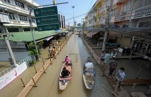 Wetropolis, le nouveau Bangkok ?