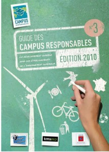 Le guide des « Campus responsables »