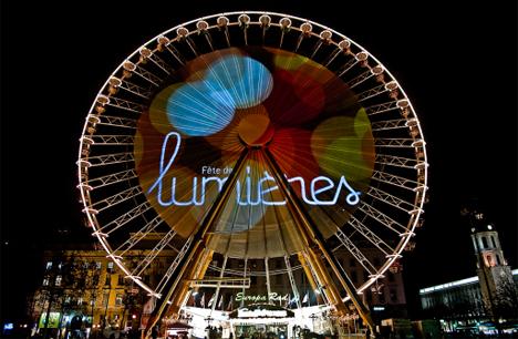 Lyon :La fête des lumières est-elle écolo ?