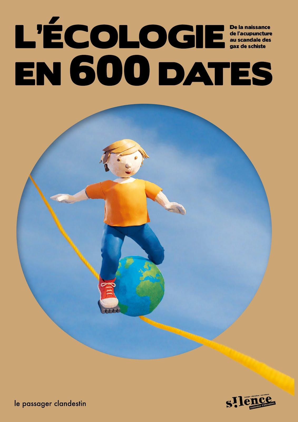 ecologie 600 dates