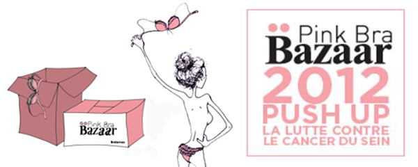 pink bra bazaar
