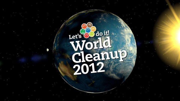World Clean Up 2012