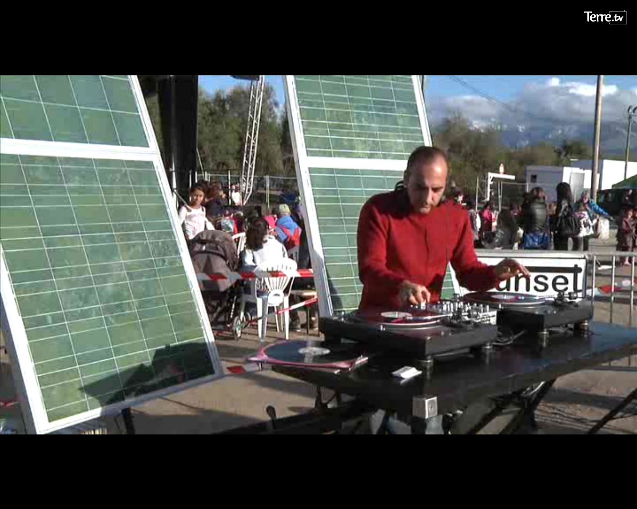 DJ solaire