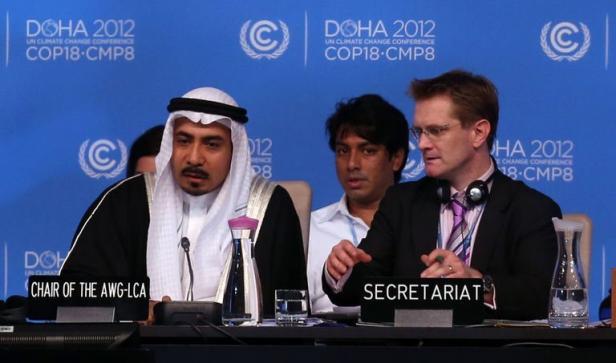 conference Doha terremag