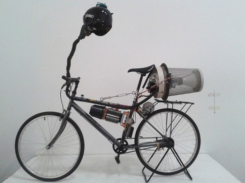 Breathing Bike : un vélo conçu pour ne pas respirer l'air pollué !