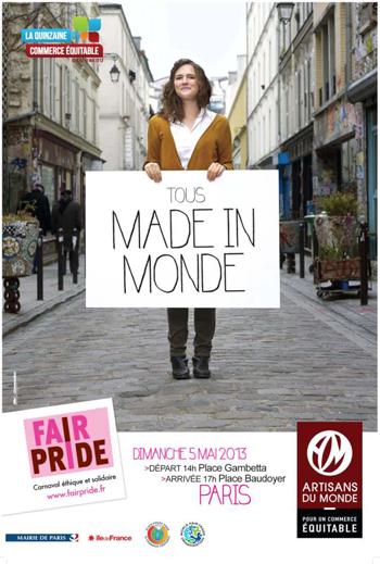 fairpride 2013 affiche