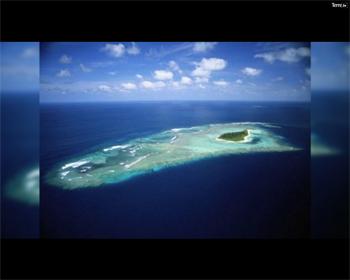 Les Tuvalu impactés par les dérèglements climatiques
