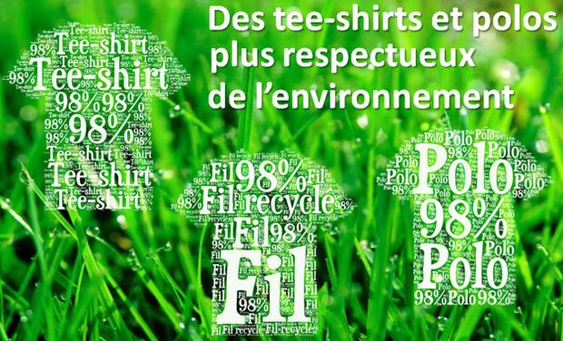 Soutenez le projet 98% : la ligne de vêtements éco-responsable made in Europe !
