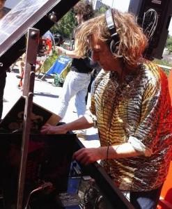 De la musique écolo grâce à Cédric Carles et son Solar Sound System