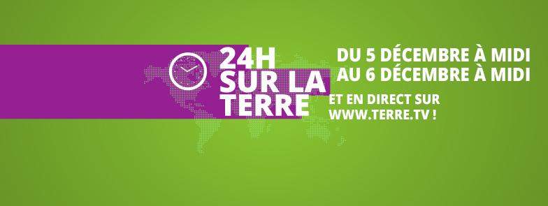 le Festival Science Frontières «24 Heures sur la Terre» fête ses 30 ans