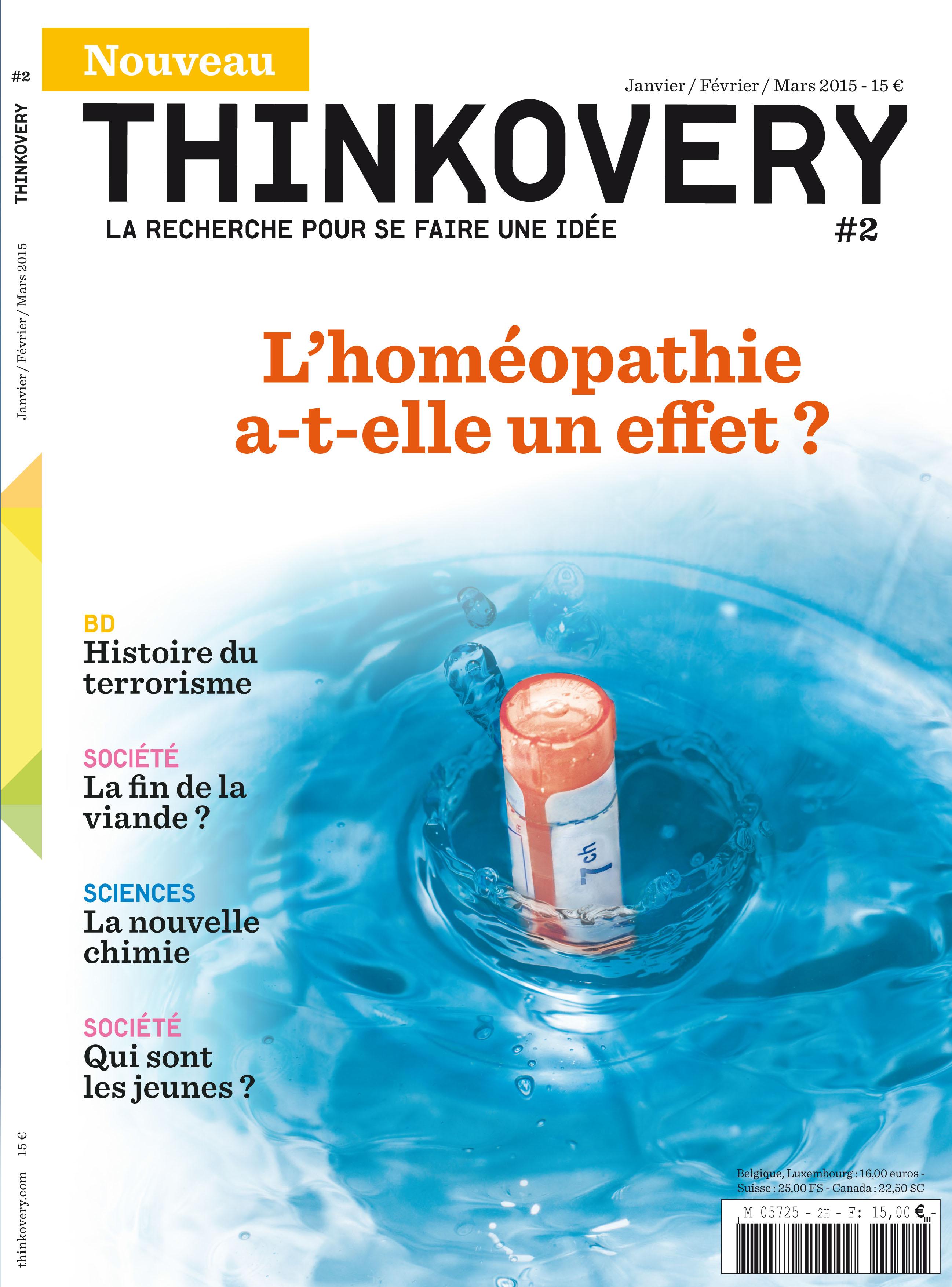 Découvrez Thinkovery, le magazine pour comprendre le monde d'aujourd'hui
