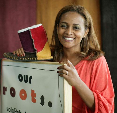 Journée de la femme : Portrait de Bethlehem Tilahun Alemu, jeune chef d'entreprise éthiopienne