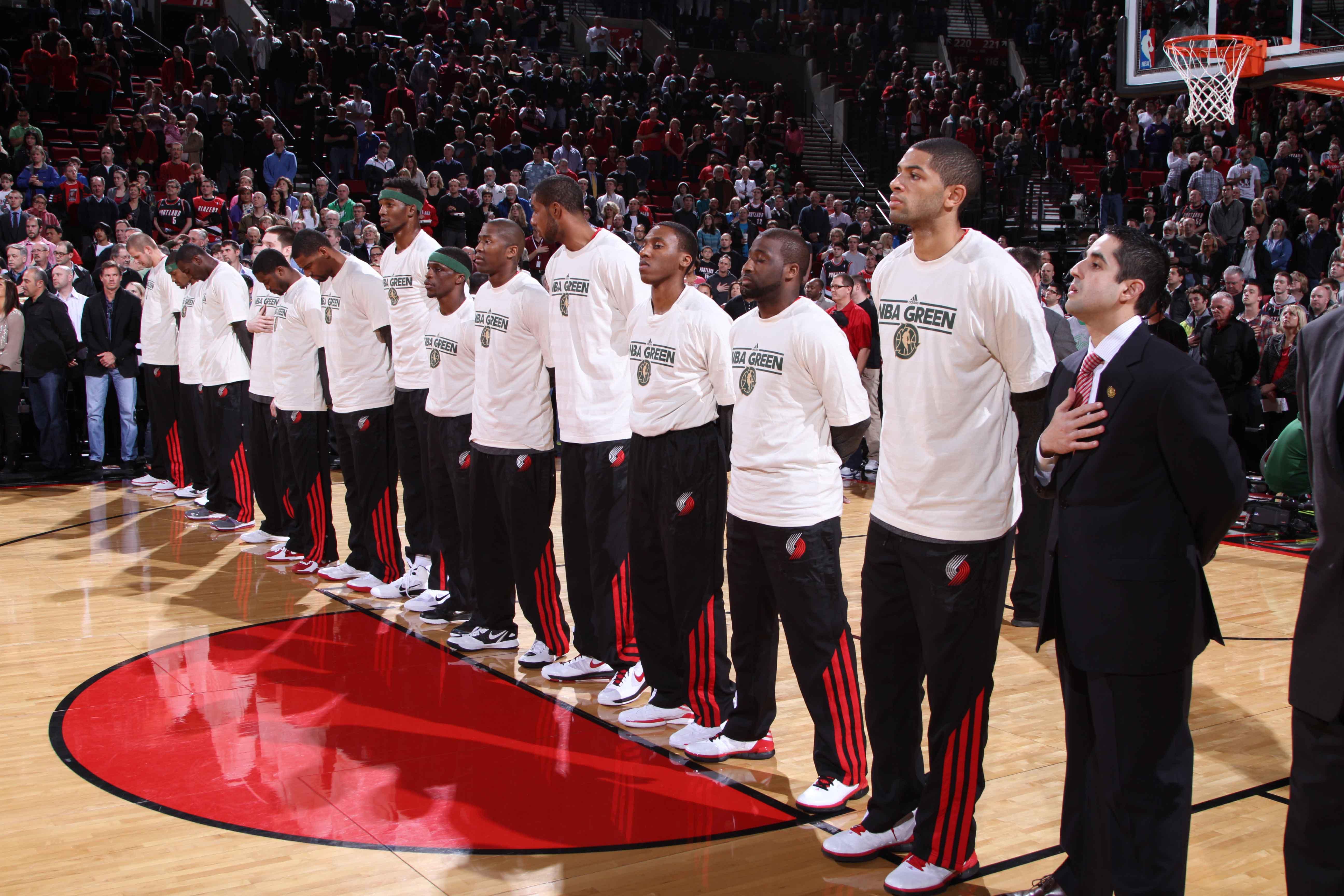La NBA se mobilise en faveur de l'environnement !