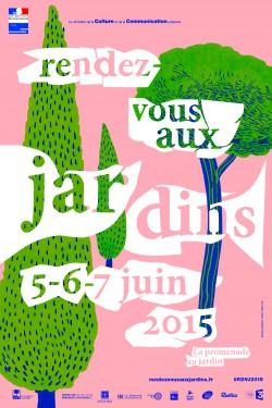 Rendez-vous aux jardins les 5, 6 et 7 juin, dans toute la France !