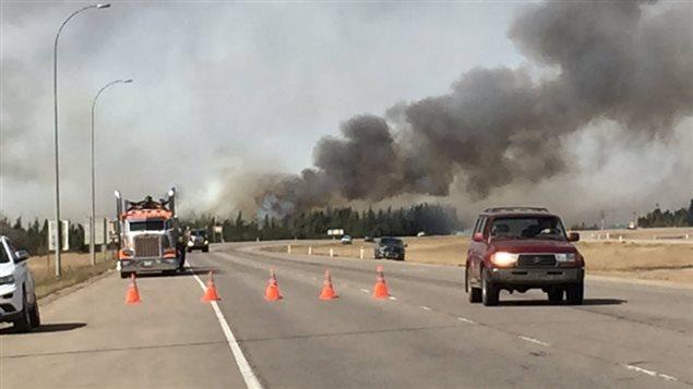 Incendie de Fort McMurray : c'est la planète qui brûle